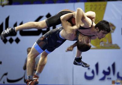 لرستان نایب قهرمان رقابت های کشتی آزاد المپیاد استعدادهای برتر ورزشی
