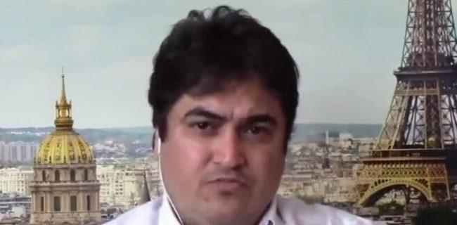 فیلم اعتراف روح اله زم پس از دستگیری