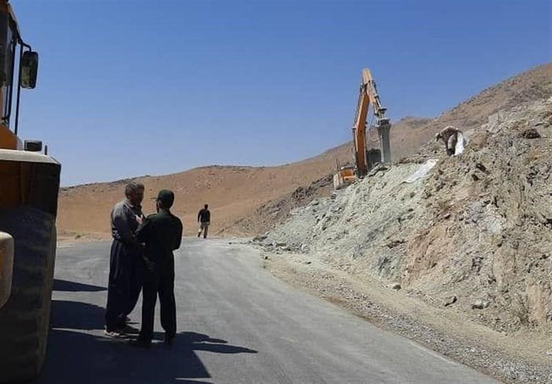 تعمیر و بازسازی جاده دسترسی 11 روستای شهرستان دورود