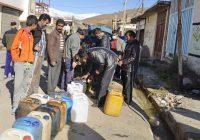 خرید سهمیه الکترونیک نفت سفید و گاز مایع توسط روستاییان لرستان