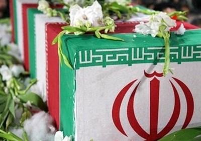 تشیع پیکر پاک شهید سید جلال هاشمی در الیگودرز