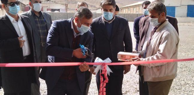 افتتاح چند طرح صنعتی در شهرستان دورود