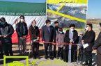 افتتاح ۲ پروژه مسکن محرومین و کانال سنگی بنیاد مسکن انقلاب اسلامی دورود