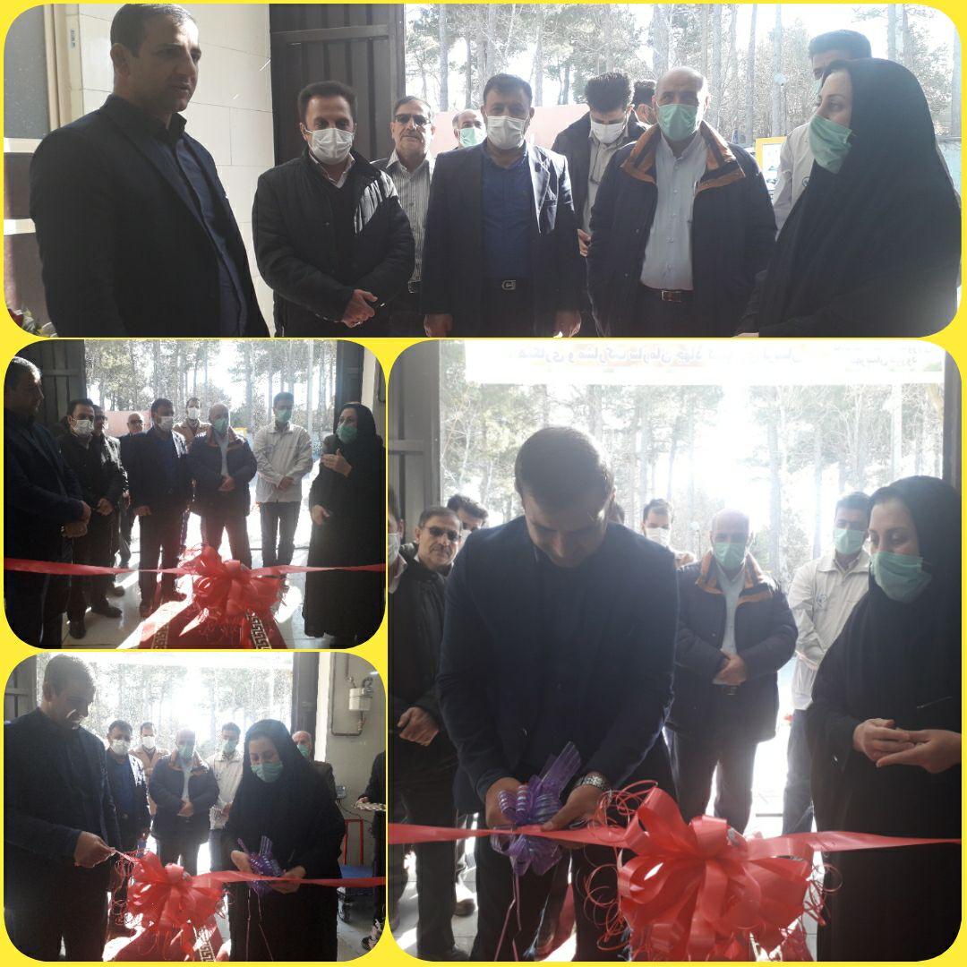 افتتاح واحد بسته بندی تخم مرغ  در شهرستان دورود