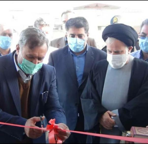درمانگاه جديد شهرك ناصرالدين دورود افتتاح شد/ساخت مركز درمان ناباروري رويان