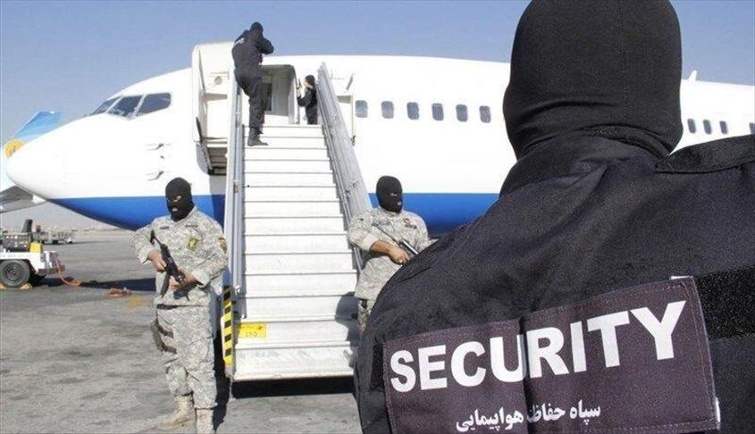 جزئیات هواپیماربایی در پرواز اهواز به مشهد