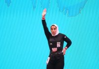 حضور الهام حسینی در رقابت های آسیایی وزنه برداری قطعی شد