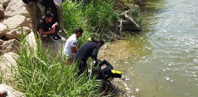 غرق شدن جوان ۳۲ ساله در آبشار بیشه/آغاز جستجو برای یافتن غریق