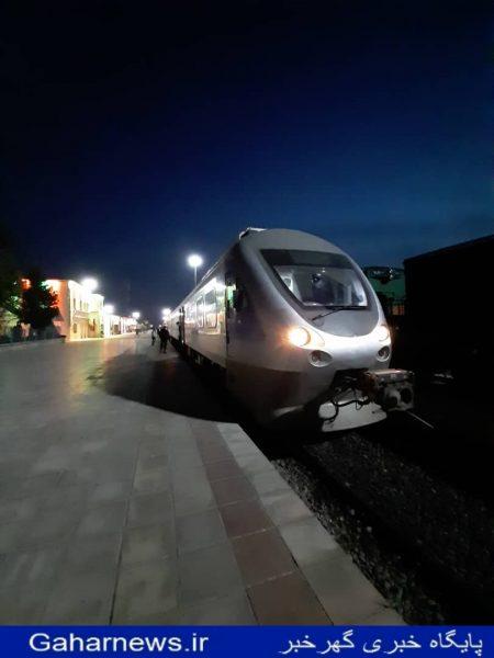 قطار ريل باس دورود