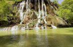 سفرنامه ي امير ساكي به تاف غضب و آبشار بيشه