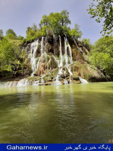 آبشار بيشه
