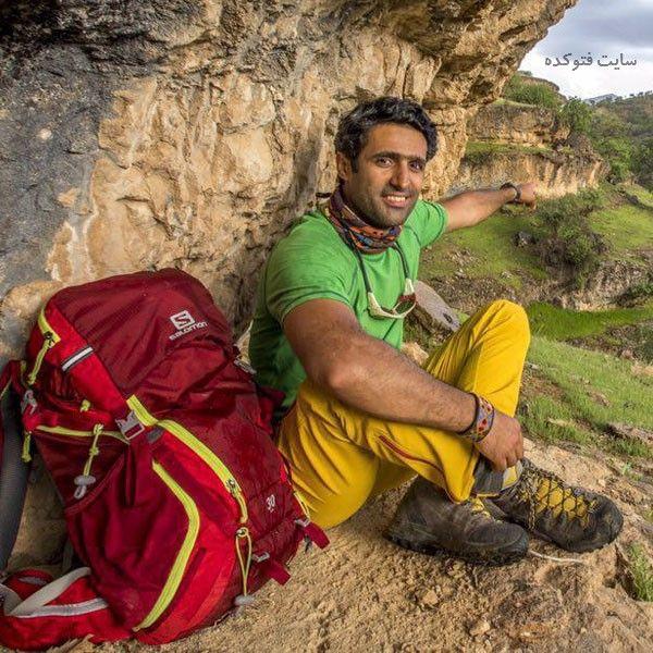 اعتراض مستند ساز ایرانگردی به قطع درختان بلوط در لرستان