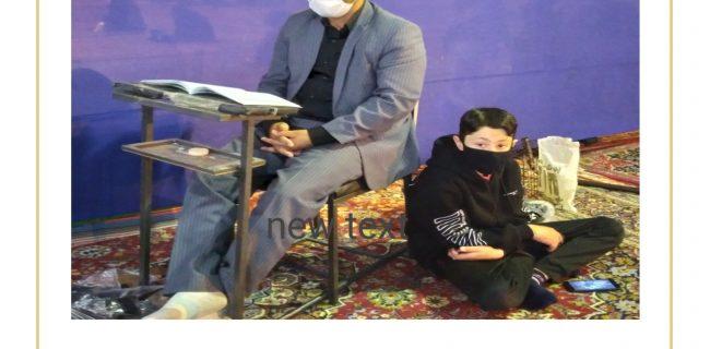 گزارش تصویری مراسم شب قدر شهرستان دورود