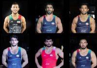 لیست تیم ملی کشتی آزاد اعلام شد/قیاسی رسما مسافر المپیک شد