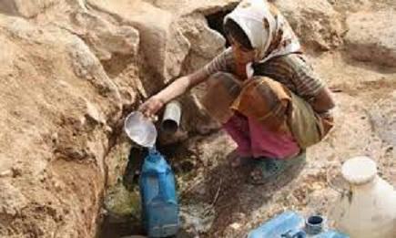 ۲۵۰۰ چشمه لرستان خشک شد