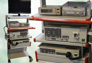 راه اندازی لاپاراسکوپ بیمارستان ازنا