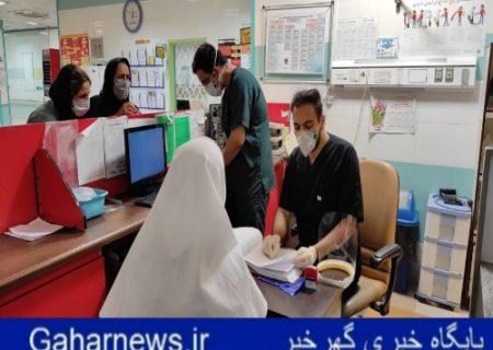 ۱۰ فوتی بیمار کرونایی در لرستان/شناسایی ۱۳۱۴ بیمار جدید