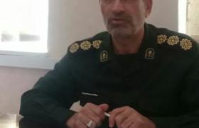 آیین معارفه فرمانده جدید سپاه دورود برگزار شد
