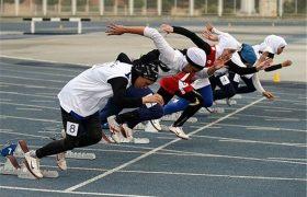 برگزاری مسابقات کشوری دو و میدانی نوجوانان و جوانان در لرستان