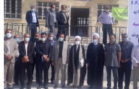 افتتاح یک واحد آموزشی ۳ کلاسه در کوهدشت